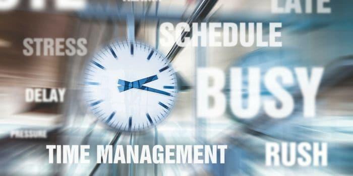 Cum să-ți organizezi timpul