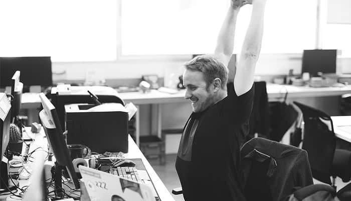 5 moduri de a practica grija fata de sine la birou