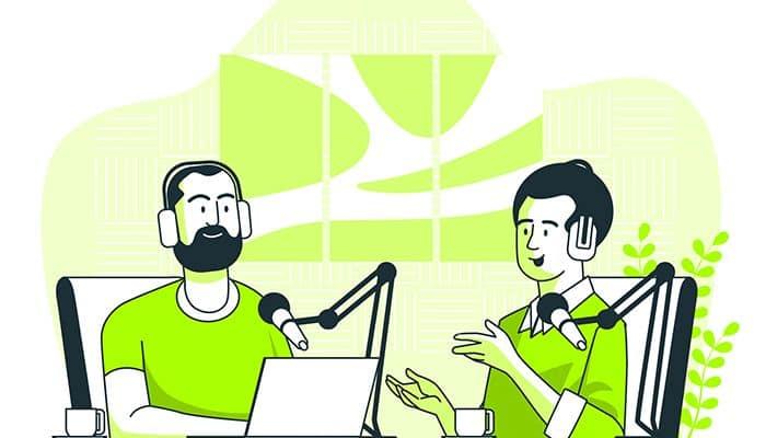 Podcasturile motivationale si consolidarea relatiei cu clientii