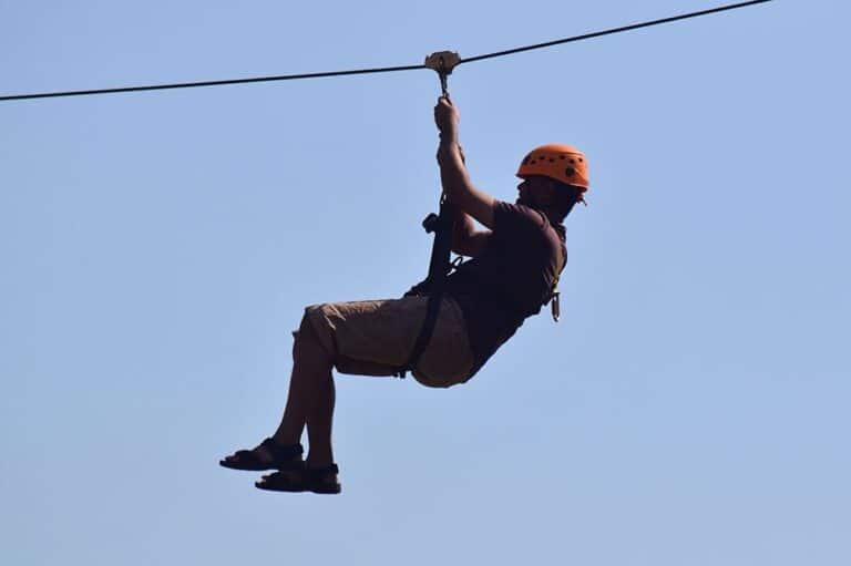 6 activitati pline de adrenalina in Brasov